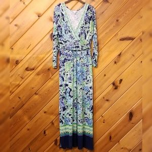 Lilly Pulitzer Riana Maxi Dress size medium